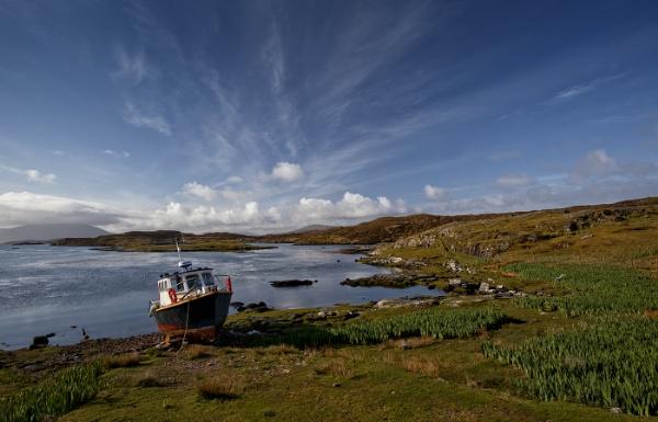 Hebridean Scene
