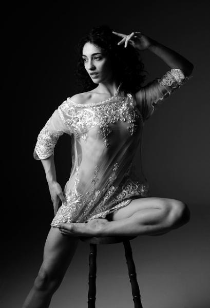 Black \'n White Lace by SteveBaz