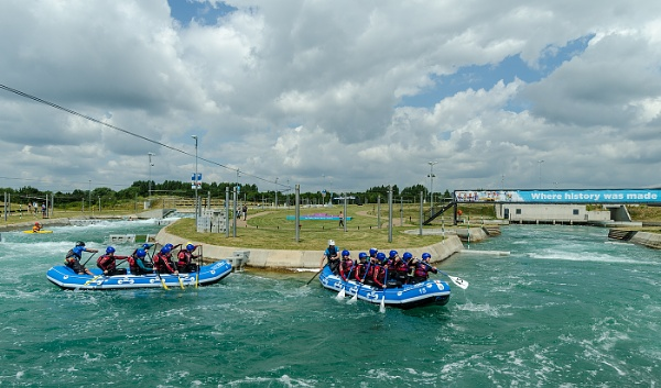 Lea Valley White Water Centre by titchpics