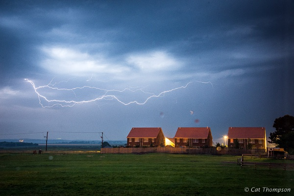 Northumberland Storms by gala
