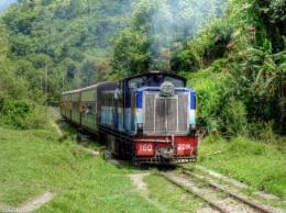 Train of Hills