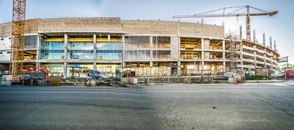 Reginas New Football Stadium by Marty_Woodcock