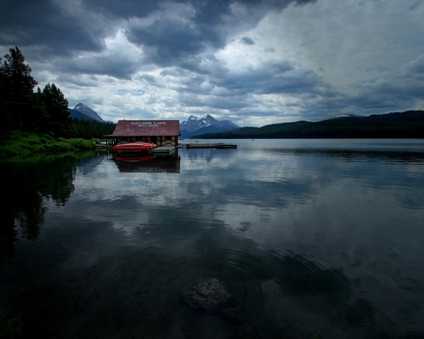 Maligne Lake by A_Harrison