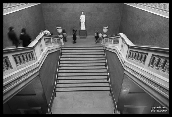 Stairs by IainHamer