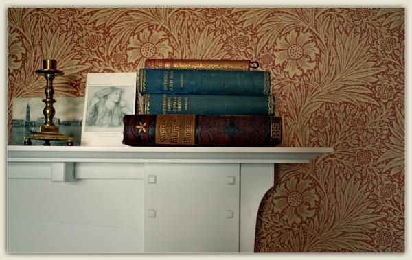 On the Shelf by helenlinda