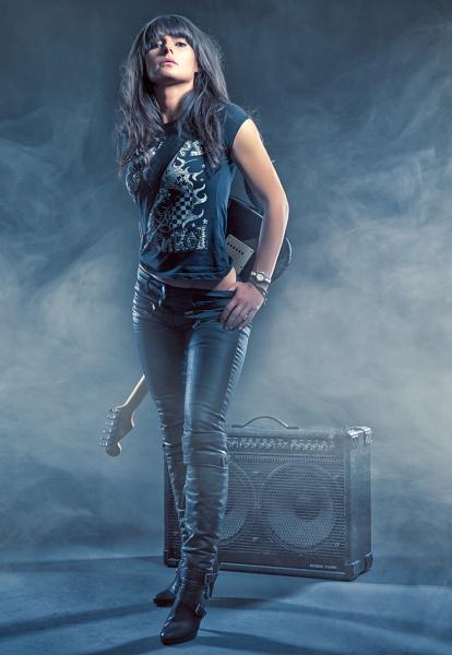 Rock Chic by K4RL