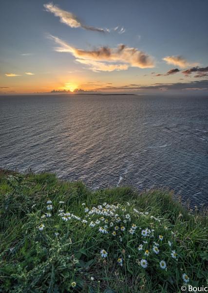 Aran Isles Sunset by bouic