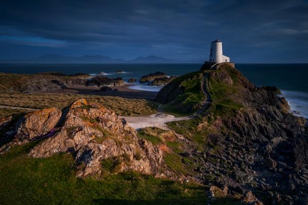 Llanddwyn Island - Anglesey Wales by J_Tom
