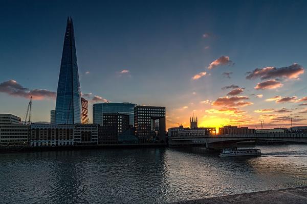 A Southwark Sunset by Jasper87