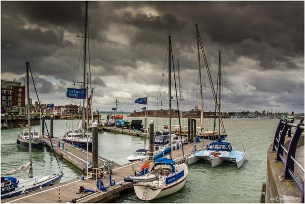 Gunwharf Quays Portsmouth by NDODS