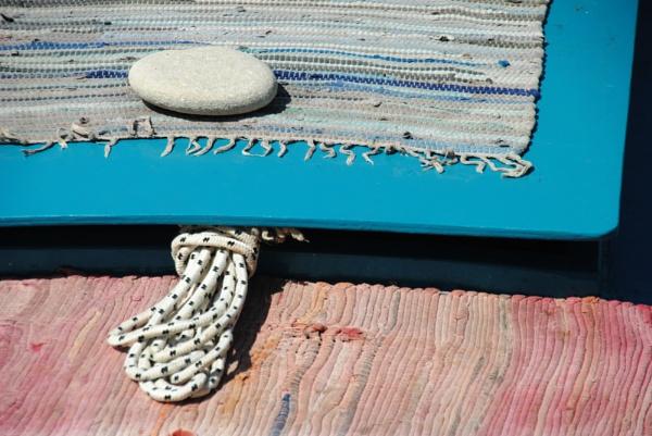 Rugs & Stones by Chinga