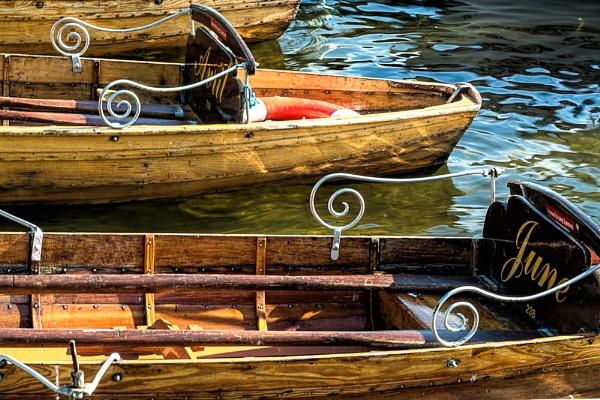 Rowing Boats by WeeGeordieLass