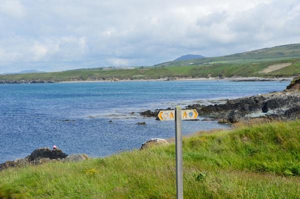 """Coastal Path \""""Porth Golmon\"""" by netta1234"""