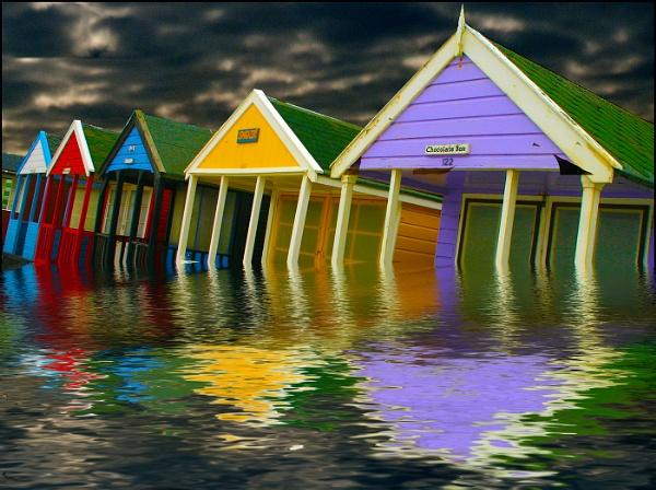 High tide. by Jayar31