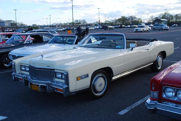 1976 Cadillac Eldorado Convertible by HardRocker78