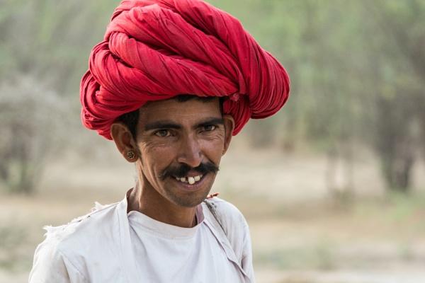 Herdsman India by NathalieM
