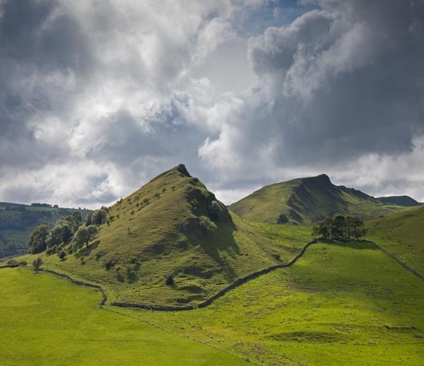 Savage Peaks by MrBlueSky