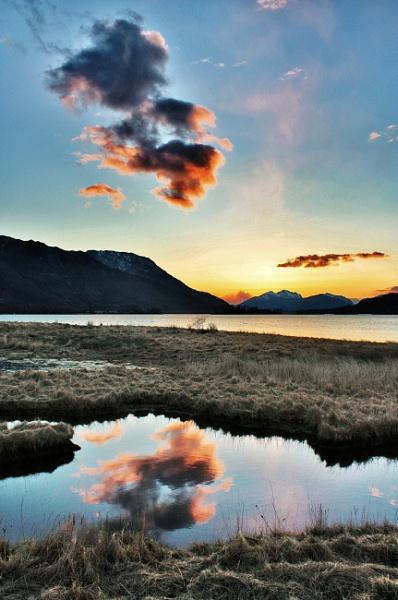 Loch Leven from Invercoe by DanfromScotland
