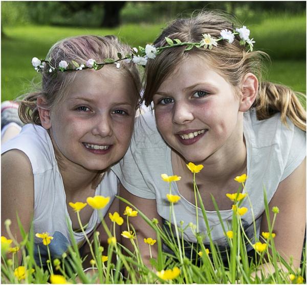 Flower Fairies by Irishkate