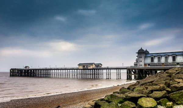 Panarth pier by Sgtborg