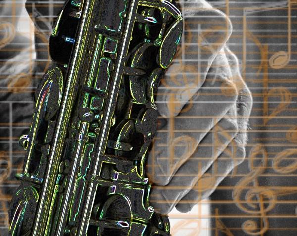 Saxophone by Chrisjaz