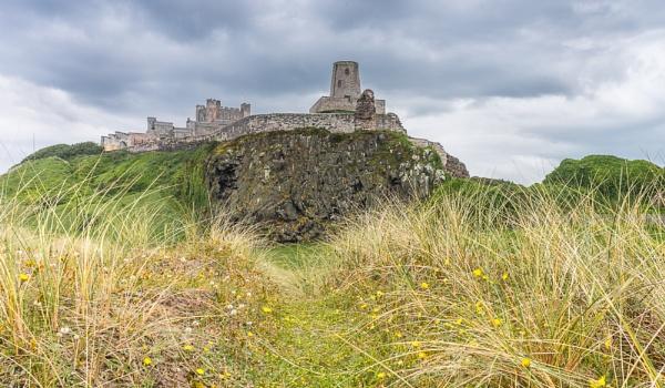 Bamburgh Castle by DalesLass