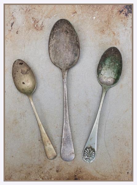 Three Spoons by JawDborn