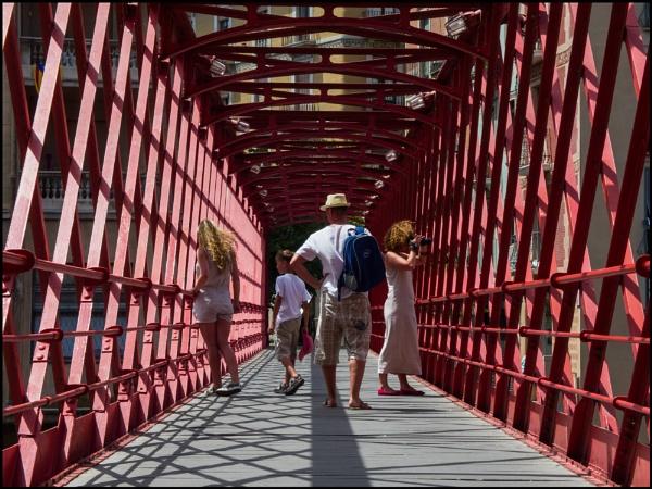 OnThe Bridge by bwlchmawr