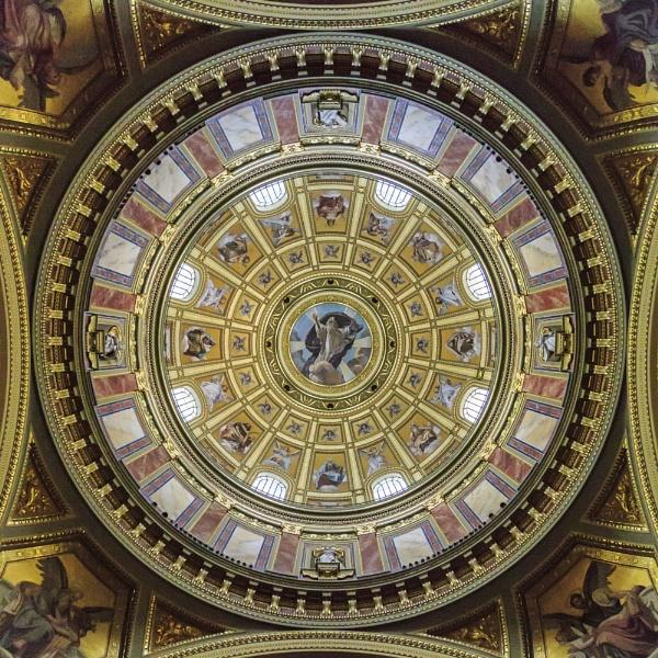 Roof Detail - St Stephens Basilica