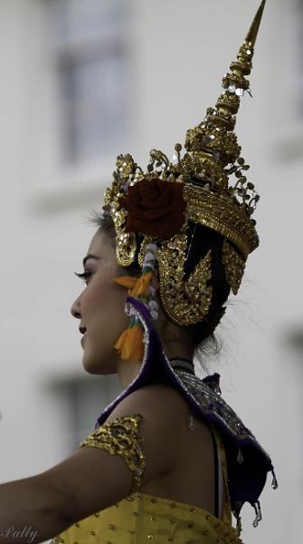 Thai Dancer. by pentaxpatty