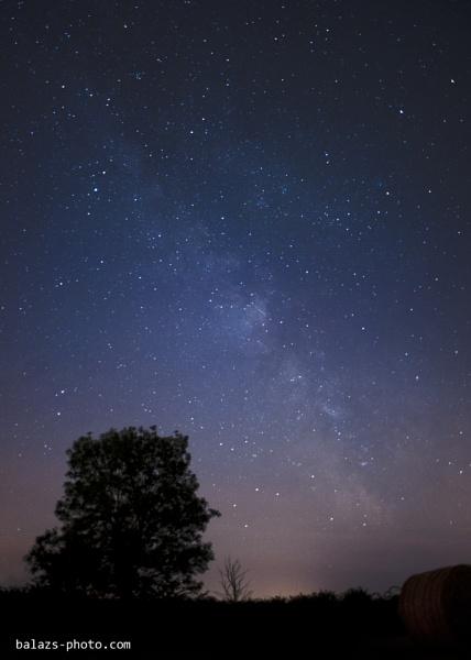 The Milky Way Galaxy by boran