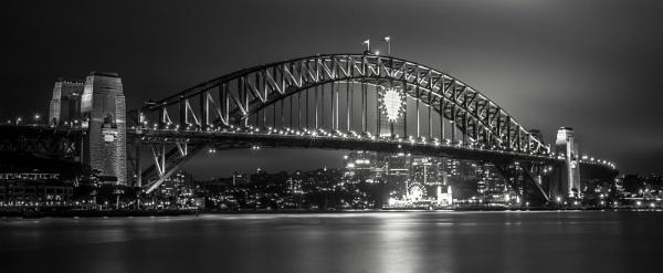 Harbour Bridge by PaulCrudge