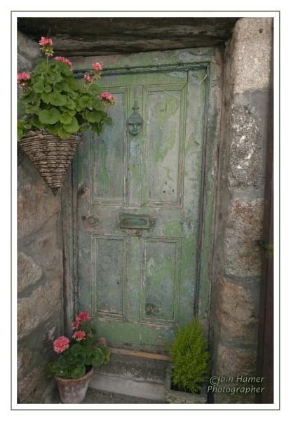 Old Green Door by IainHamer