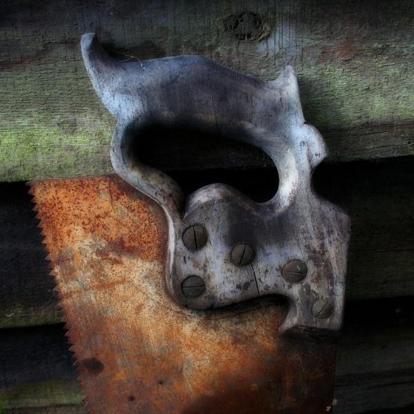 Rusty Teeth by joseph