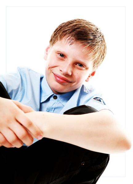 James at 13 by jason3000