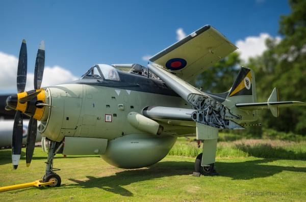 Fairey Gannet AEW3 by Alan_Baseley