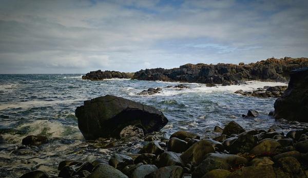 quarry ocean by atenytom