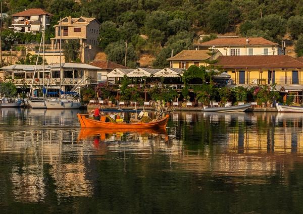 Sivota, Greek Ionian. by iancrowson