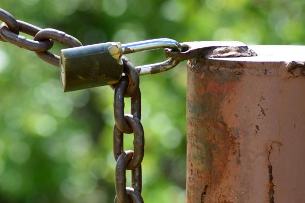 Locked In OR Out by Rebeak