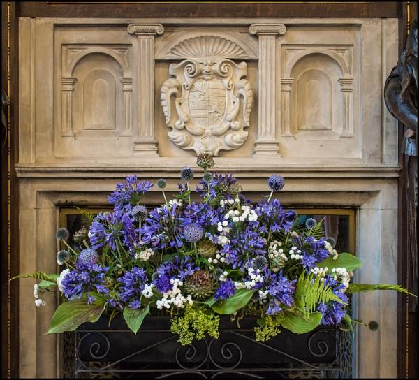 Floral Arrangement by bwlchmawr