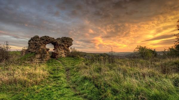 Howley Ruin by DK121