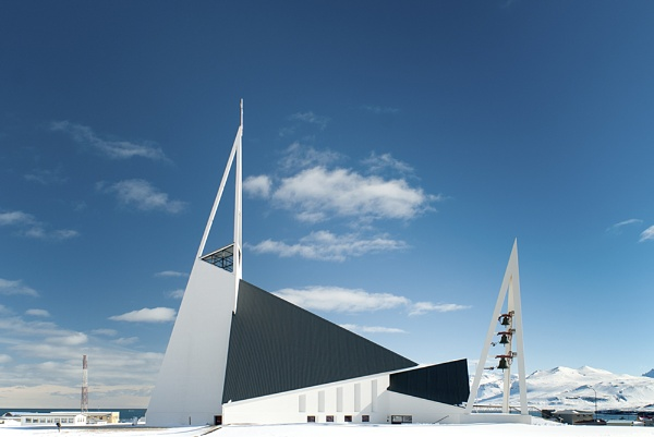 Ólafsvík Church 1 by DK121