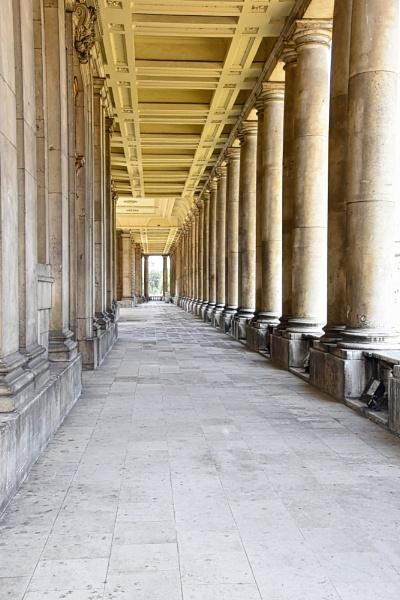 Hallowed halls by ColleenA