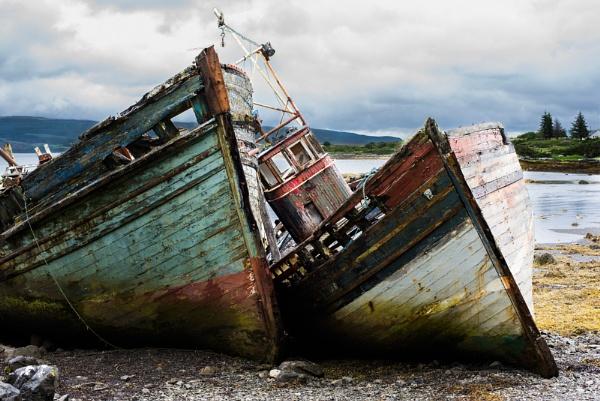 Salen Boats by Nigeve1