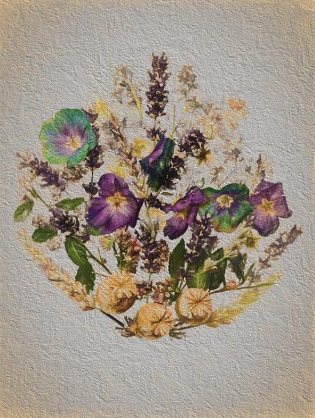 Flower arrangement by Tianshi_angie