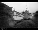 Cadgwith boats by C_Daniels
