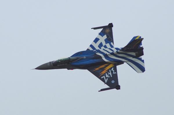 Greek F16 by Kako