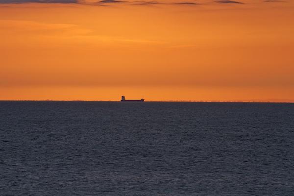 North Norfolk Sunset by lawbert