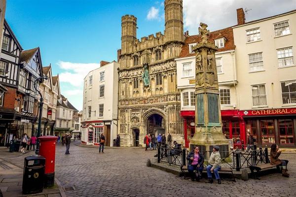Canterbury by dnwilliams