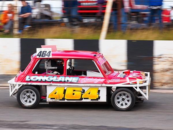 Senior Minis, Warton Stock Car Club by kevtrucker